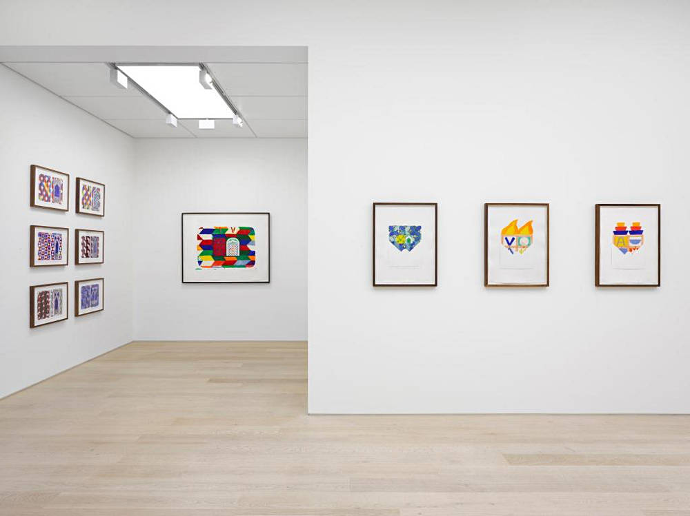 Alan Cristea Gallery Joe Tilson at 90 4