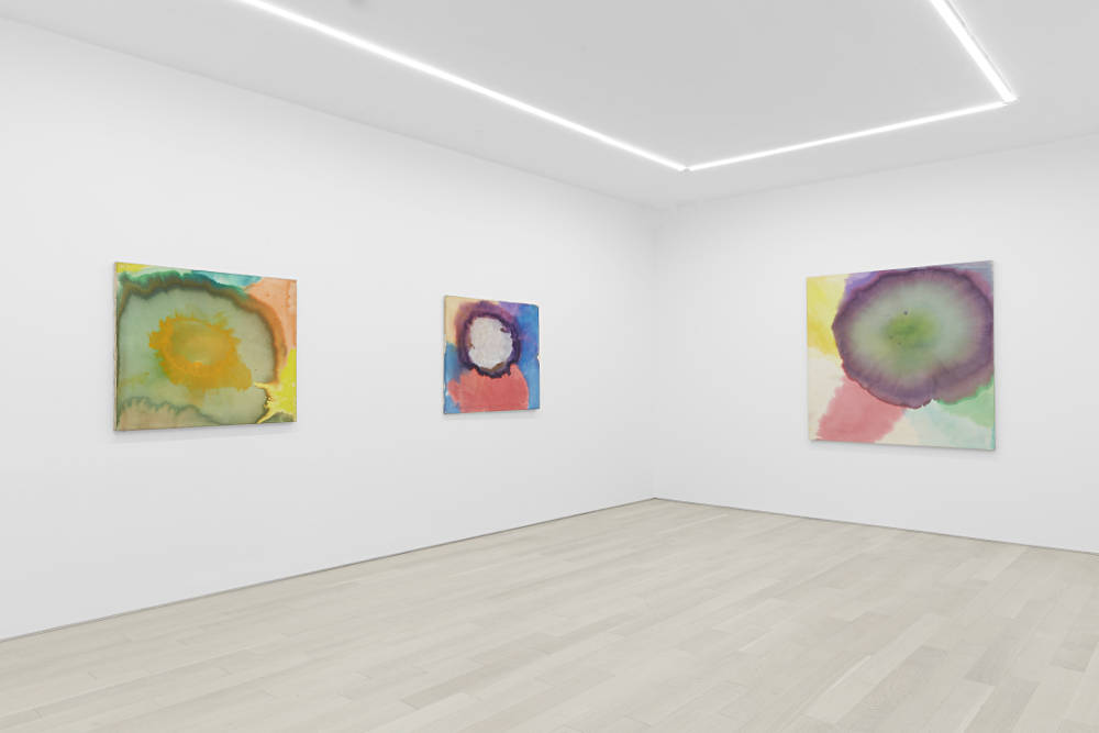 Almine Rech Gallery New York Vivian Springford 2