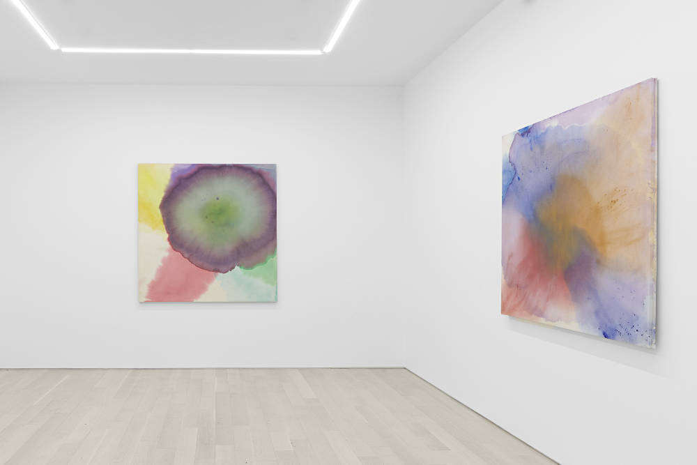 Almine Rech Gallery New York Vivian Springford 3