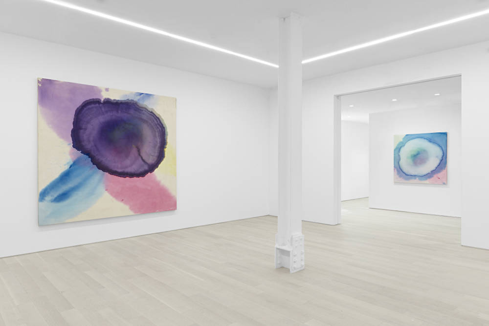 Almine Rech Gallery New York Vivian Springford 4