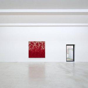 Bosco Sodi: Sedimentos @Axel Vervoordt Gallery, Antwerp  - GalleriesNow.net