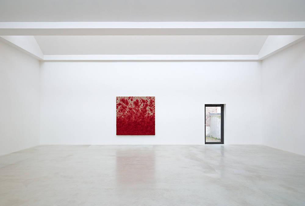 Axel Vervoordt Gallery Bosco Sodi 1