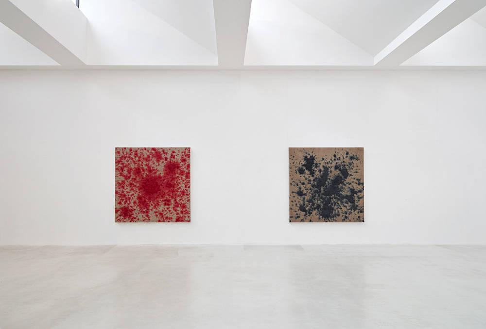 Axel Vervoordt Gallery Bosco Sodi 2