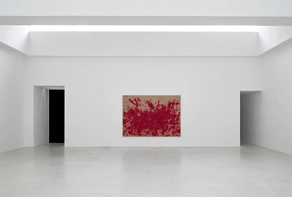 Axel Vervoordt Gallery Bosco Sodi 3