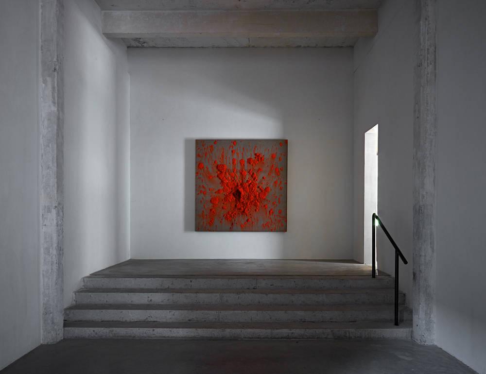Axel Vervoordt Gallery Bosco Sodi 6