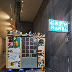 Hans Schabus: Cafe Hansi @mumok, Vienna  - GalleriesNow.net
