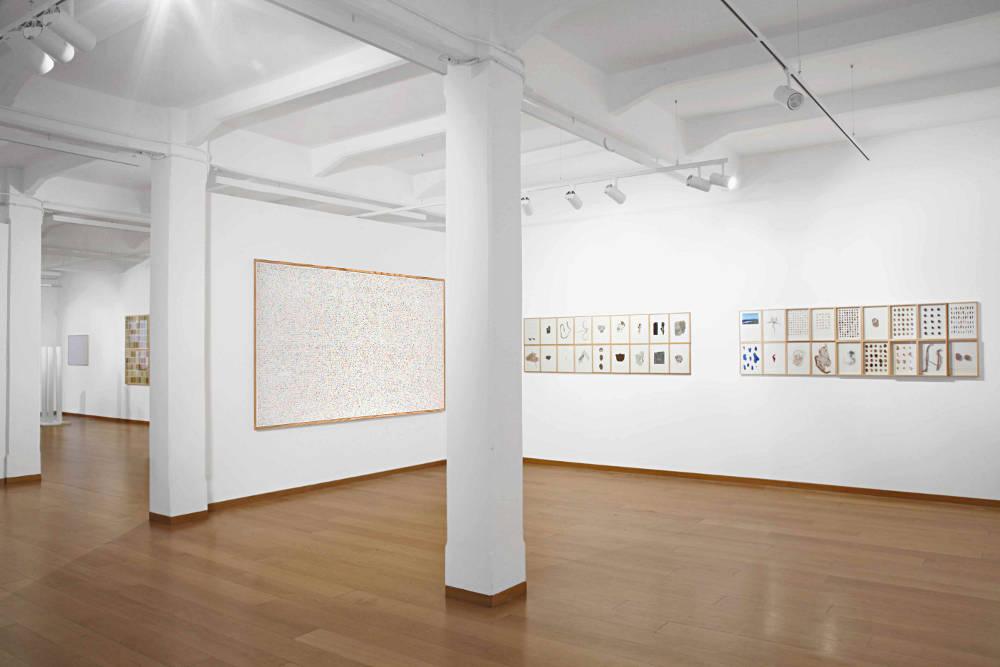 Cortesi Gallery Milan herman de vries 2