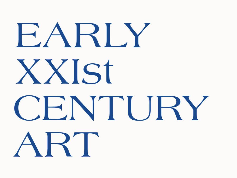 Early 21st century art Almine Rech