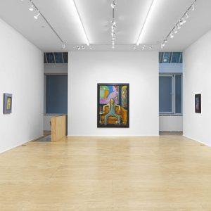 Steven Shearer: The Late Follower @Eva Presenhuber, New York  - GalleriesNow.net
