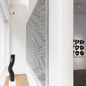 Michael Kidner: In Black and White @Flowers Gallery, Cork Street, London  - GalleriesNow.net