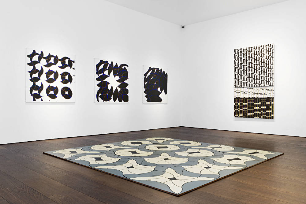 Michael kidner in black and white at flowers gallery flowers gallery cork st michael kidner 2 mightylinksfo