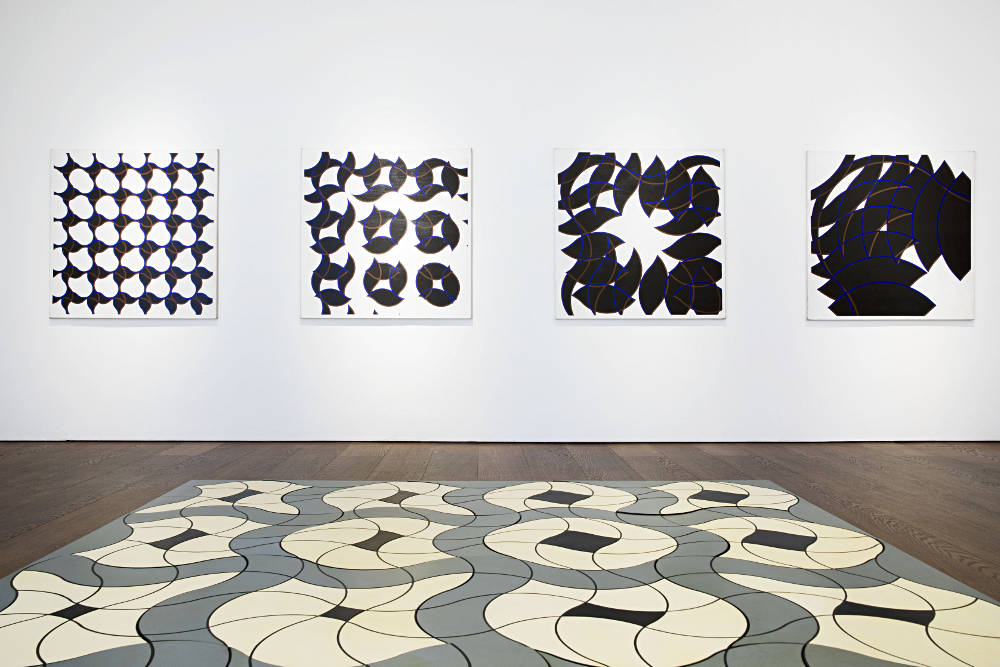 Michael kidner in black and white at flowers gallery flowers gallery cork st michael kidner 3 mightylinksfo