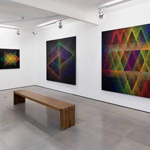 Julio Le Parc: recent works @Galeria Nara Roesler Rio de Janeiro, Rio de Janeiro  - GalleriesNow.net