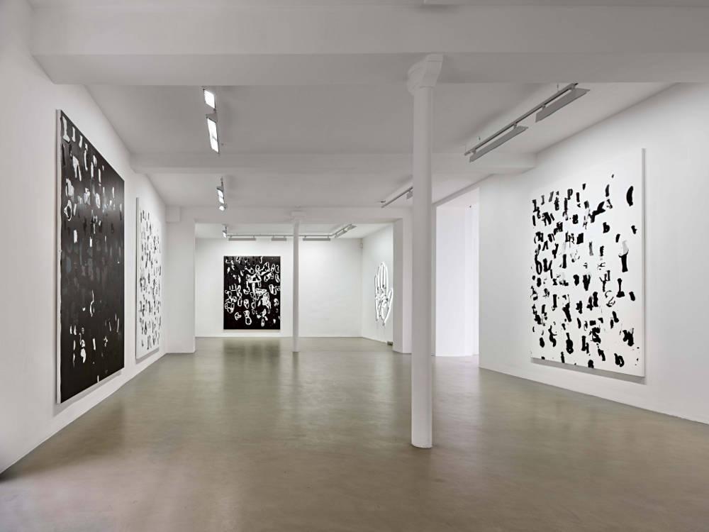 Galerie Chantal Crousel Glenn Ligon 1
