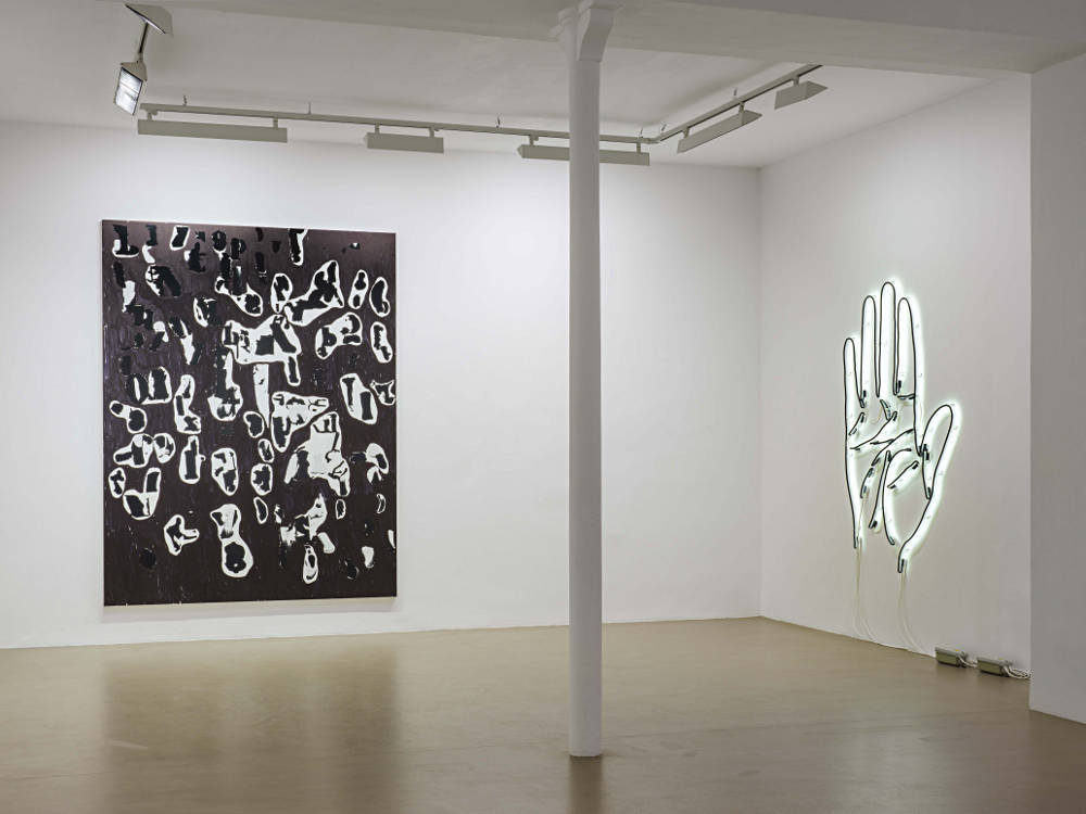 Galerie Chantal Crousel Glenn Ligon 3