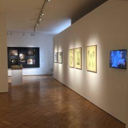 curated by_Viennaline // Wie banal ist das Böse? @Galerie Ernst Hilger, Vienna  - GalleriesNow.net