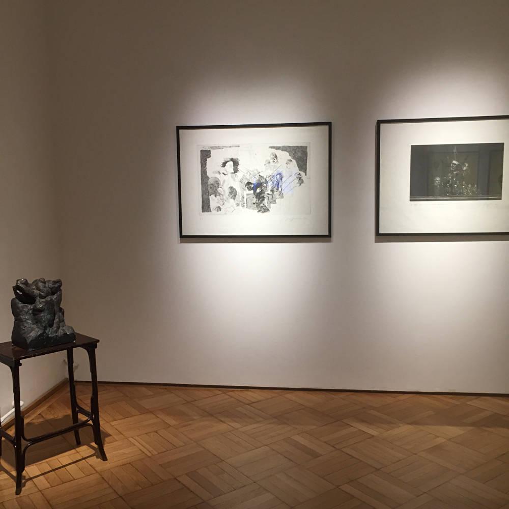 Galerie Ernst Hilger Wie banal ist das Bose 2