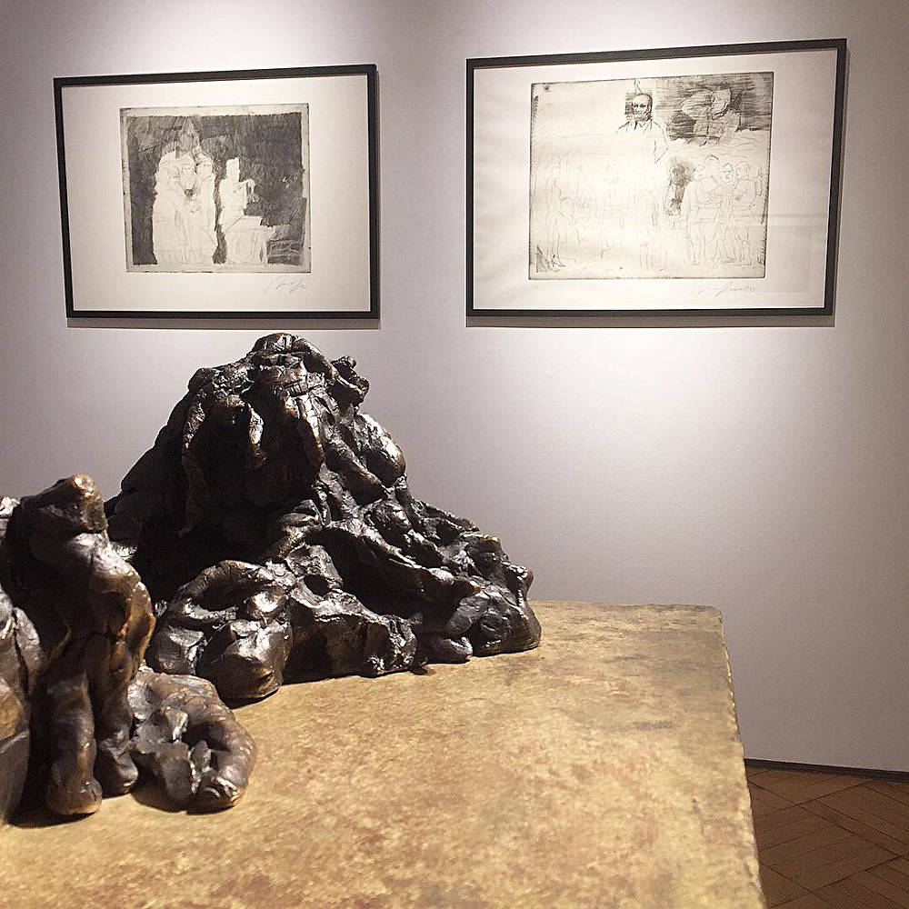 Galerie Ernst Hilger Wie banal ist das Bose 5