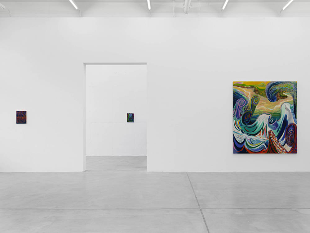Galerie Eva Presenhuber Shara Hughes 1