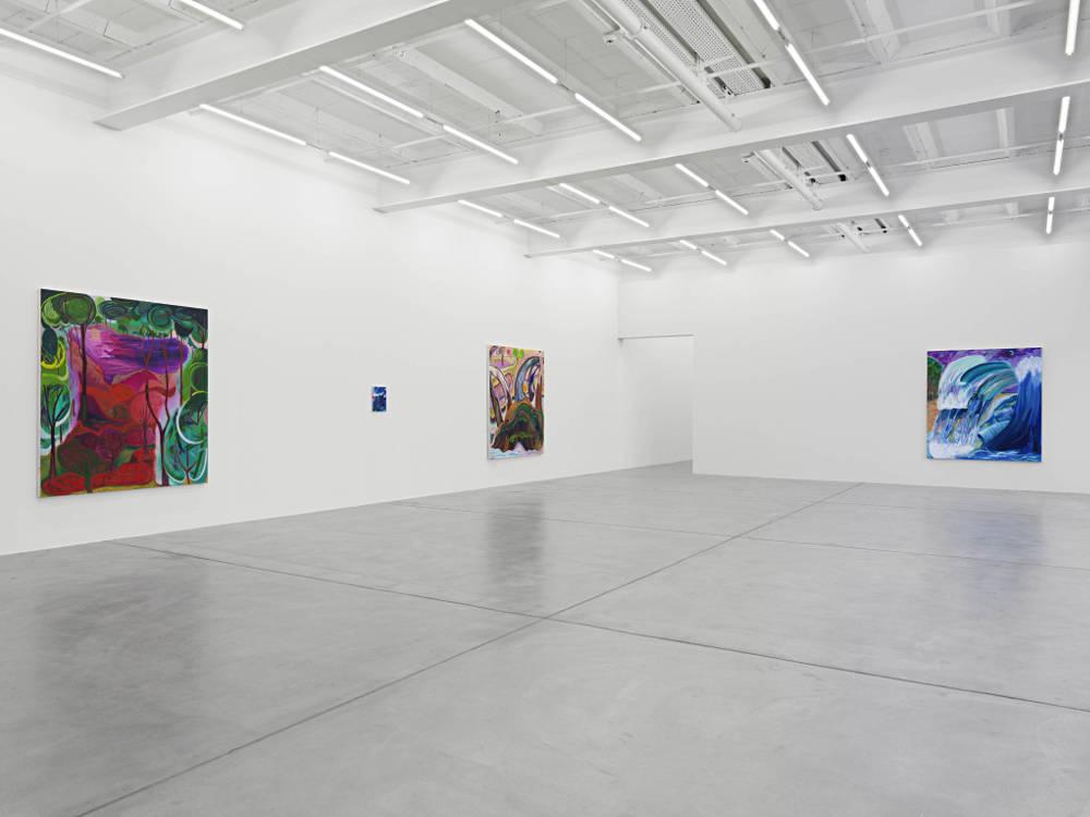 Galerie Eva Presenhuber Shara Hughes 2