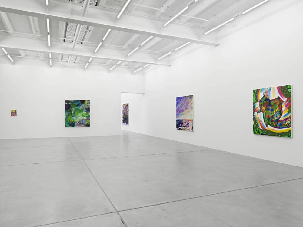 Galerie Eva Presenhuber Shara Hughes 3