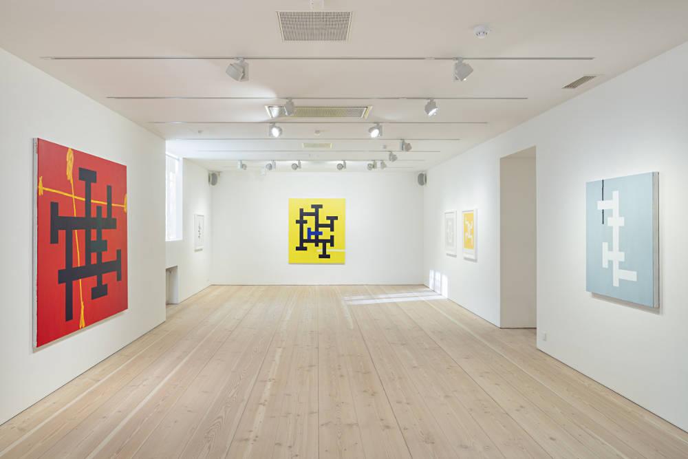 Galerie Forsblom Stig Baumgartner 2018 1
