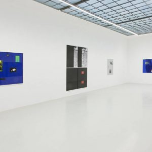 Hannah Perry & Simeon Barclay: It's Not Here Till It's There @Galerie Lisa Kandlhofer, Vienna  - GalleriesNow.net