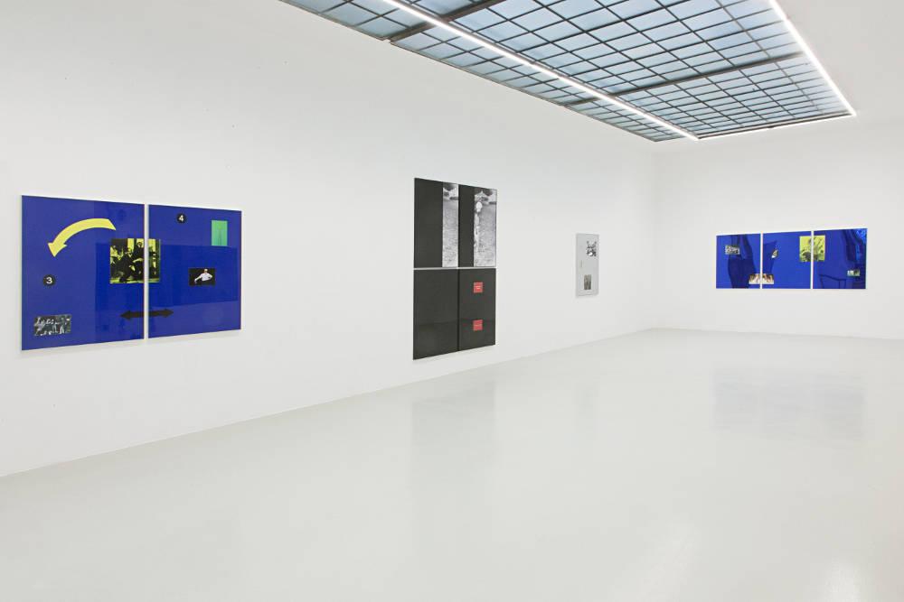 Galerie Lisa Kandlhofer Hannah Perry Simeon Barclay 1