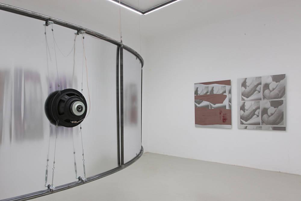 Galerie Lisa Kandlhofer Hannah Perry Simeon Barclay 5