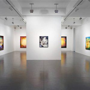 Niko Luoma: Down the Impassible Rivers @Galerie Nikolaus Ruzicska, Salzburg  - GalleriesNow.net