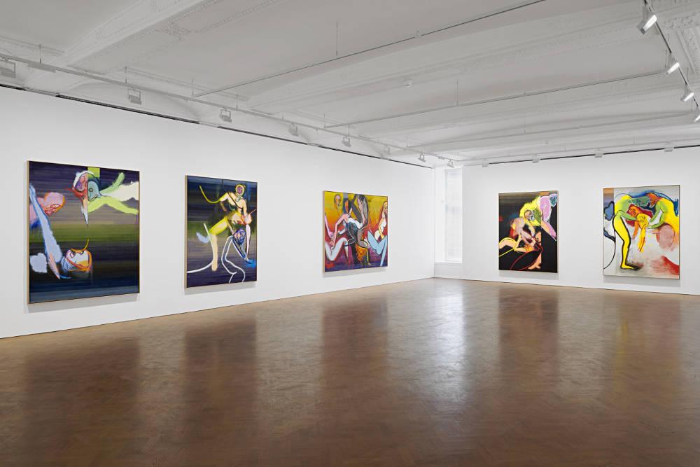 Galerie Thaddaeus Ropac London Daniel Richter 2
