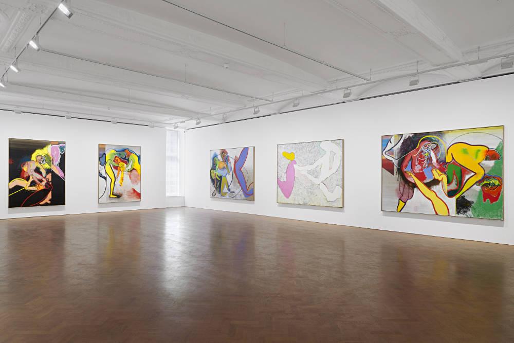 Galerie Thaddaeus Ropac London Daniel Richter 3