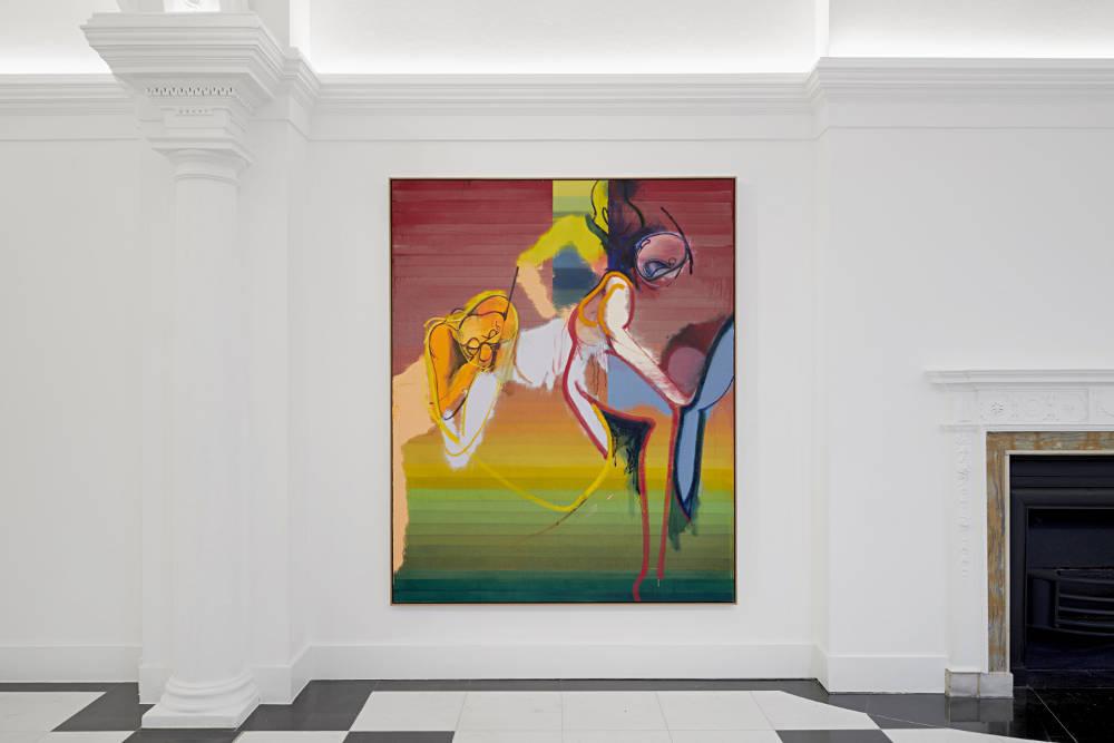 Galerie Thaddaeus Ropac London Daniel Richter 4