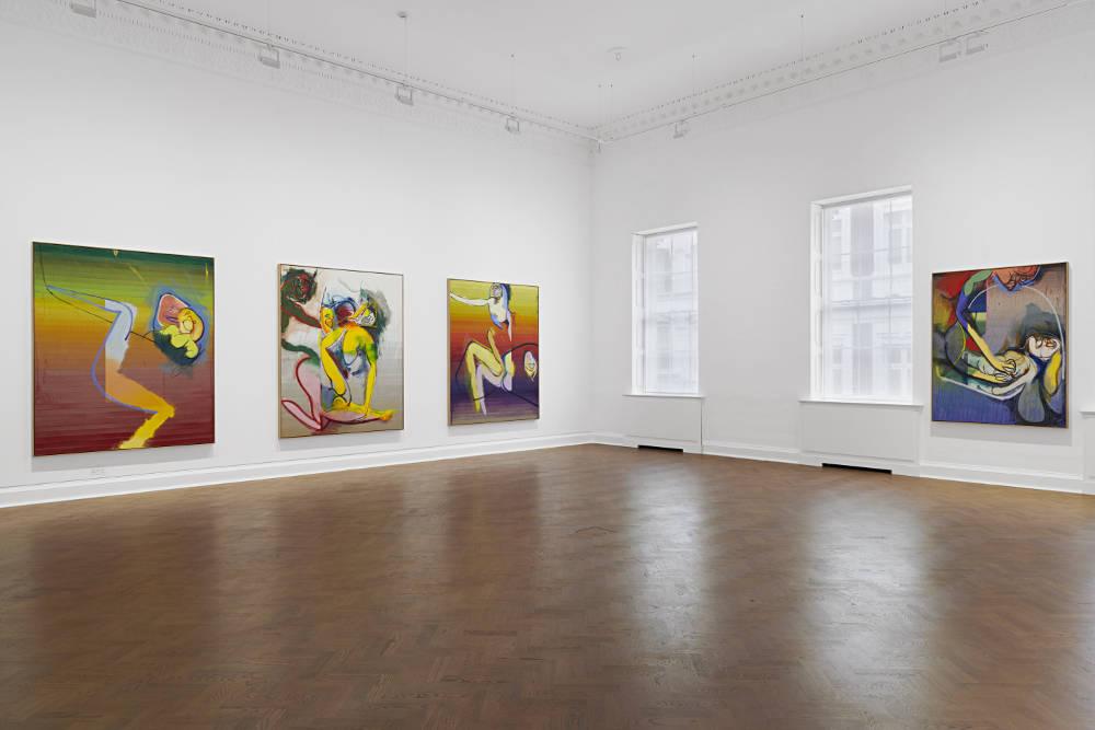 Galerie Thaddaeus Ropac London Daniel Richter 5