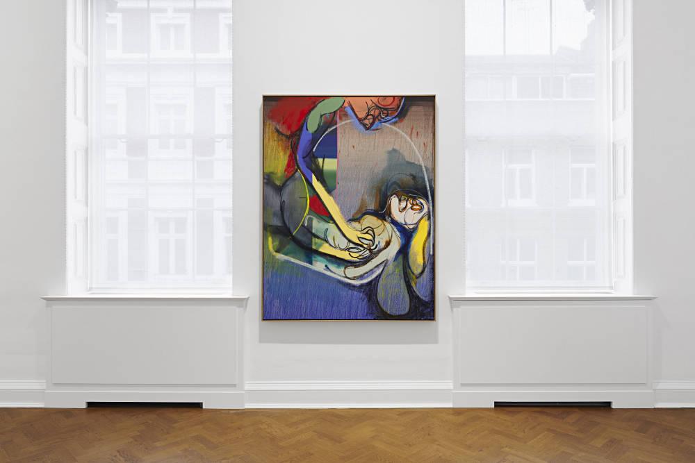 Galerie Thaddaeus Ropac London Daniel Richter 6