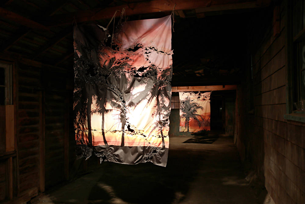 Halsey McKay Gallery off-site Arielle Falk 3