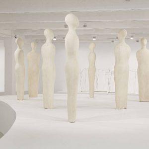 Fausto Melotti: The Deserted City @Hauser & Wirth West 22nd Street, New York  - GalleriesNow.net