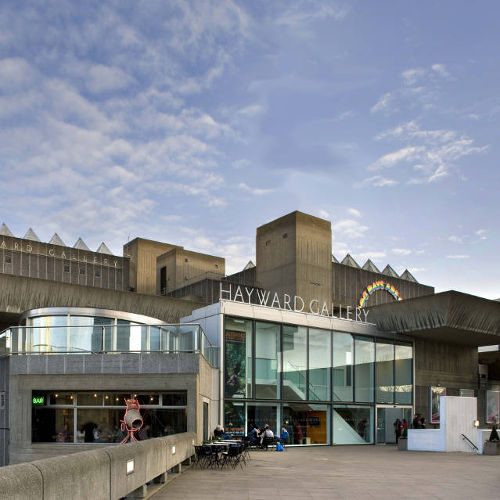 Hayward Gallery, London  - GalleriesNow.net