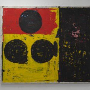 Joe Bradley: Day World @Gagosian Grosvenor Hill, London  - GalleriesNow.net