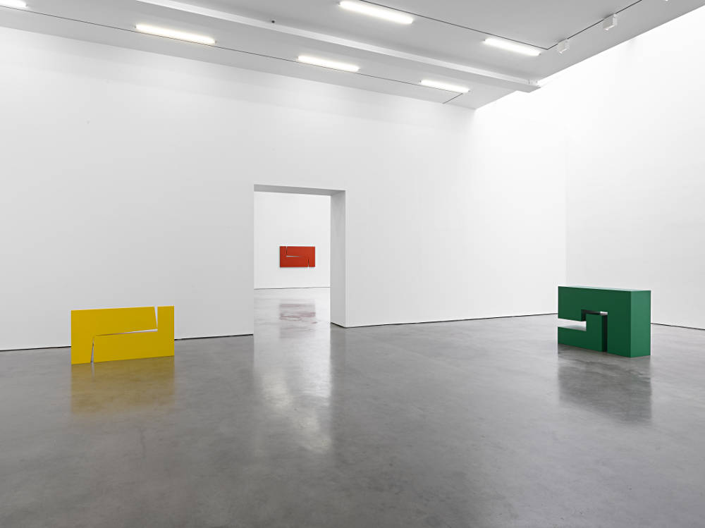 Lisson Gallery New York Carmen Herrera 2018 1
