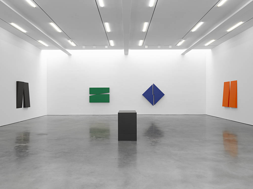 Lisson Gallery New York Carmen Herrera 2018 2