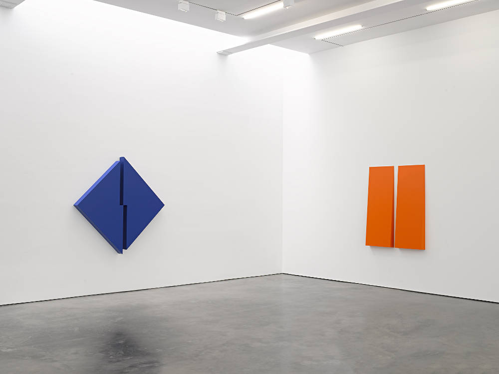 Lisson Gallery New York Carmen Herrera 2018 3