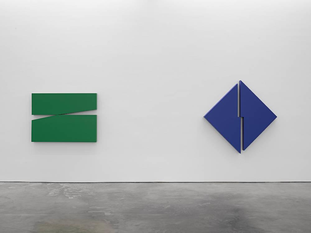Lisson Gallery New York Carmen Herrera 2018 4