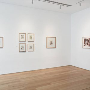 Paula Rego: From Mind to Hand. Drawings from 1980 to 2001 @Marlborough Fine Art, London  - GalleriesNow.net