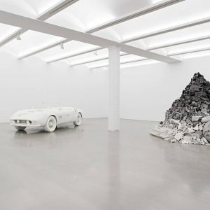 Daniel Arsham: 3018 @Perrotin, New York  - GalleriesNow.net