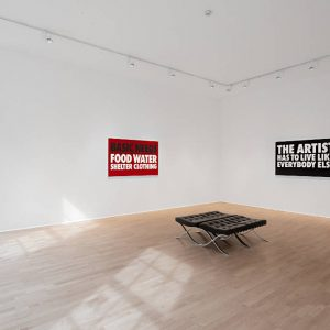 Billy Apple®: The Artist Has to Live like Everybody Else 1961­ ­- 2018 @The Mayor Gallery, London  - GalleriesNow.net