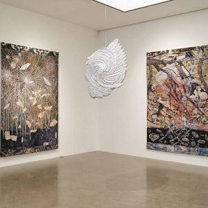 Kiki Smith: Woodland @Timothy Taylor, London  - GalleriesNow.net