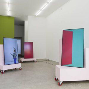 Lynne Marsh: Taking Positions @Tintype, London  - GalleriesNow.net