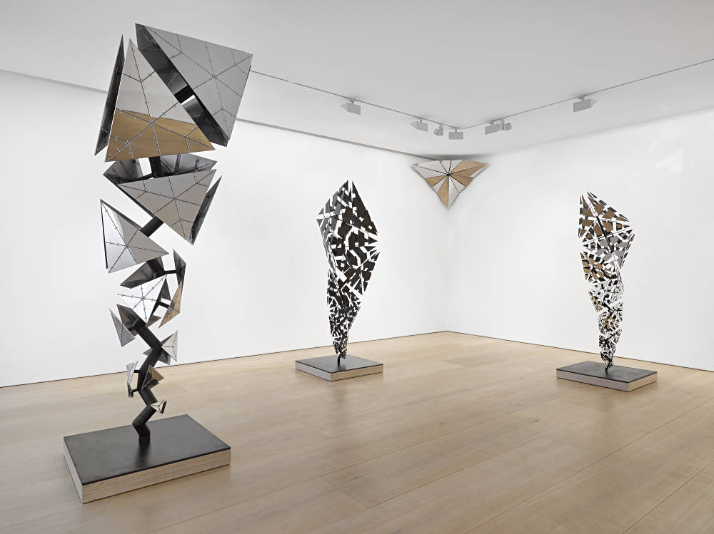Victoria Miro Mayfair Conrad Shawcross 3