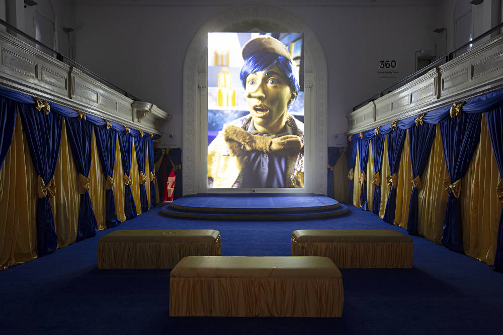 Zabludowicz Collection Rachel Maclean 3